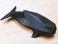 mellanrum - Whale 3D Print