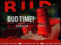 BudTime! Budweiser Event