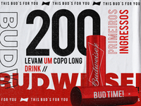 BudTime! Cup Flyer