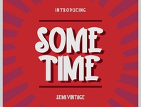 sometime font preview