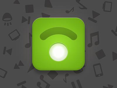 Spotmote iOS Icon