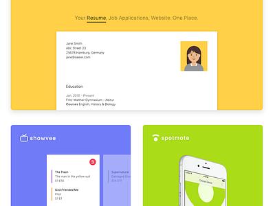Personal Website Redesign portfolio website