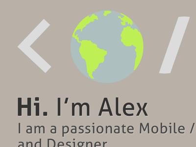 Website sneakpeak