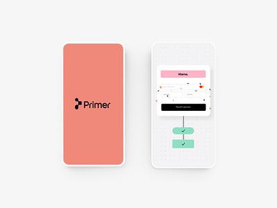 Primer.io fun integration mobile development fintech onlinepayment startup marketingwebsite