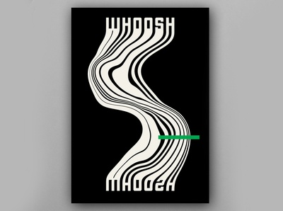 Whoosh Poster