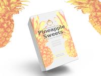 Pineapple Sweets from Ratchaburi