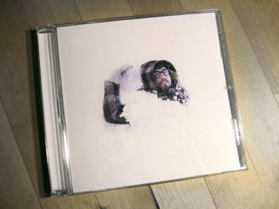 Antarctican Apathy (Album Art) cd album art speaking in tongues alex profera cover