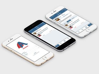 Awesave - iOS App ux app ui