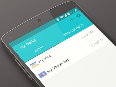 Android L - Wallet