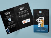 Bar tab app - Table card