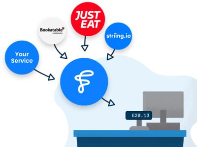 Flyt Service Illustration