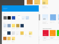 Style Guide - Dashboards