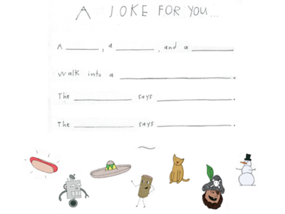 Tell A Joke Day August 16 holiday joke