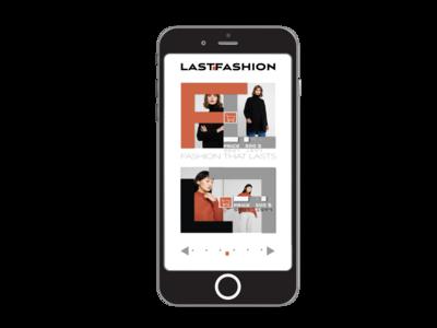 Fashion Line and App Concept - Last Fashion
