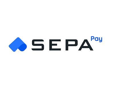 SEPA Pay - Logo Design ui design logo branding
