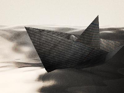 Dribbble boat 5