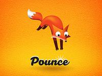 Pounce (app) - Brand Identity