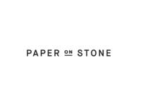 paper on stone
