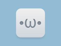 App icon for Kaomoji app