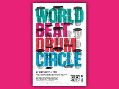 World Beat Drum Circle