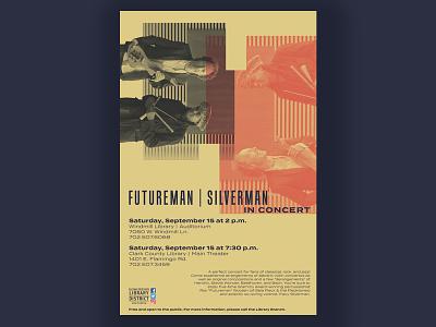 Futureman   Silverman in Concert