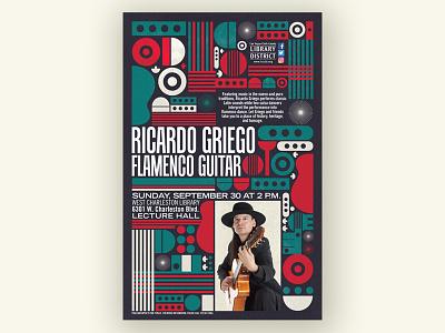 Ricardo Griego - Flamenco Guitar