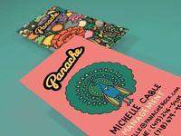 Panache Business Card