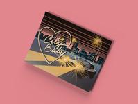City Baby Movie Postcard