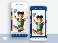 Mobile Application -  Baby Fans
