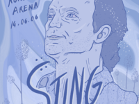 Dreamgigsillustrated Project Sting