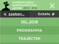 IKL 2016 (Mobile Menu)