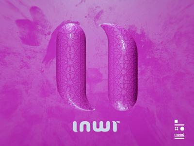 inwi logo loop animation