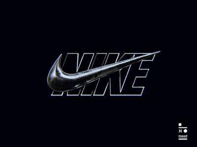 Nike logo Dark
