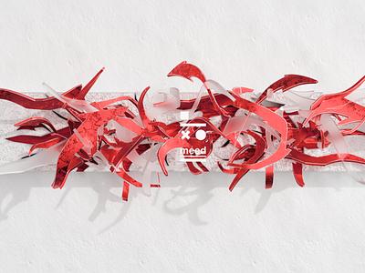 Digital Graffiti Theme II digital art graffitti design cinema4d 3d art