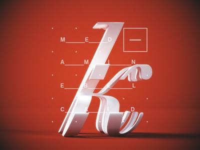 Untitled time  CGI Alphabet