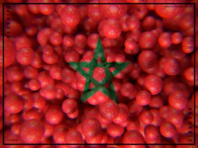 Soccer Poster _ Morocco