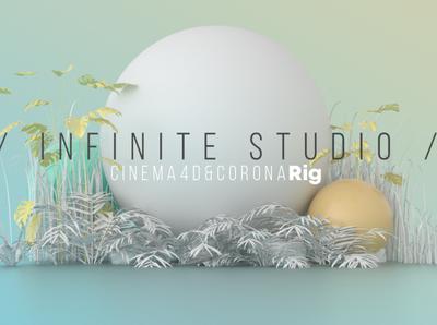 INFINITE_Std Rig / C4D & Corona / FREE