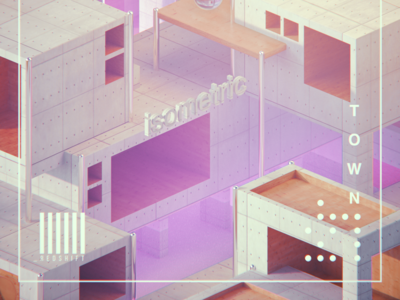 _isometric _Town