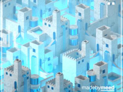 _isometric _city