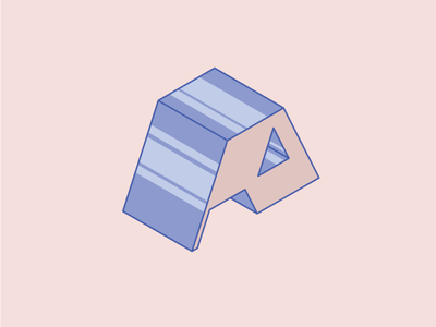 isometric alphabet #FREE_PACK illustration vector design branding typography