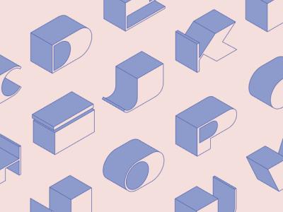 isometric alphabet #FREE_PACK freebies c4dart 3d artist isometric alphabets typography 3d art