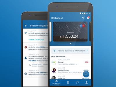 Banking dashboard dashboard ui mobile banking