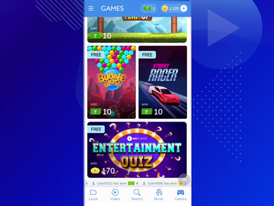 Play Quiz on MX Player mobile games mx player quizzes