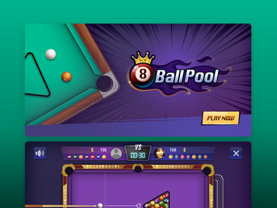 MX 8 Ball Pool Casual Game casual games games game design pool snooker