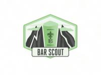 Bar Scout badge v2