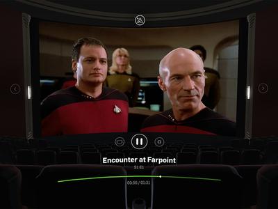 Hulu VR Theater