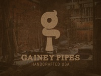 Eric Gainey Pipes | Logo