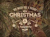 Merry Christmas Dribbbler's