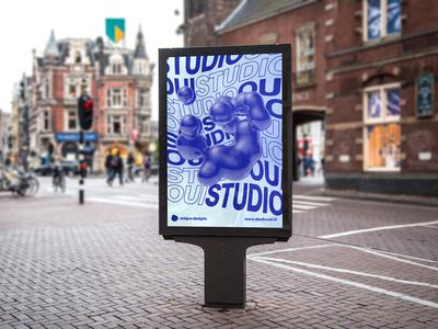 Studio Oui - Poster