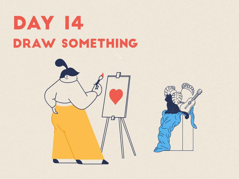 DAY 14 - Draw Something